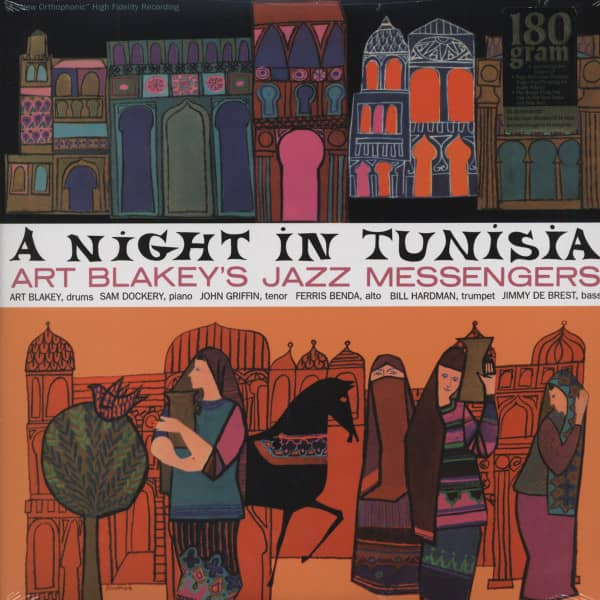 A Night In Tunesia