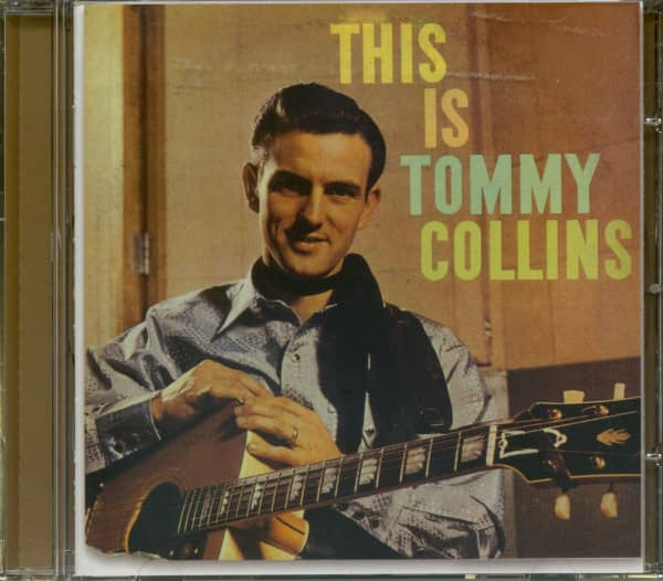 This Is Tommy Collins (CD)