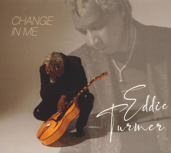 Change In Me (CD)