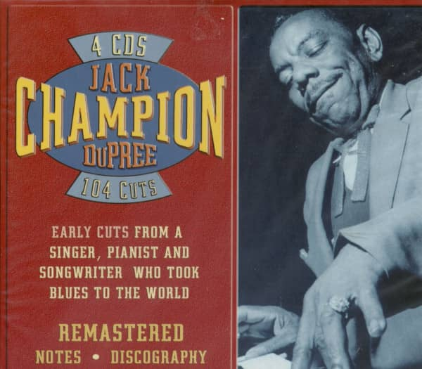 Early Cuts (4-CD-Box)