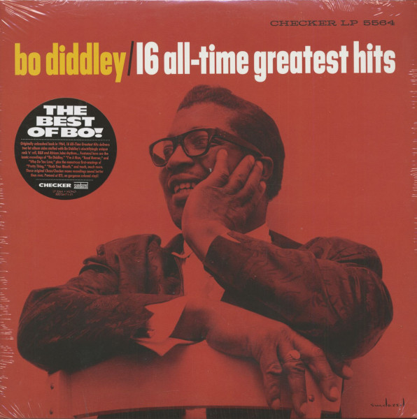 16 All-Time Greatest Hits (LP, Mono, White Vinyl, Ltd.)