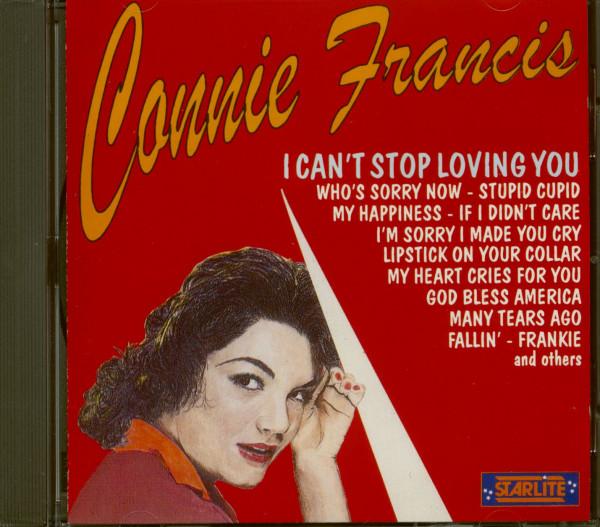 Connie Francis (CD)