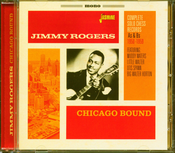 Chicago Bound - Singles A's & B's 1950-1959 (CD)