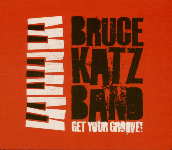 Get Your Groove (CD)