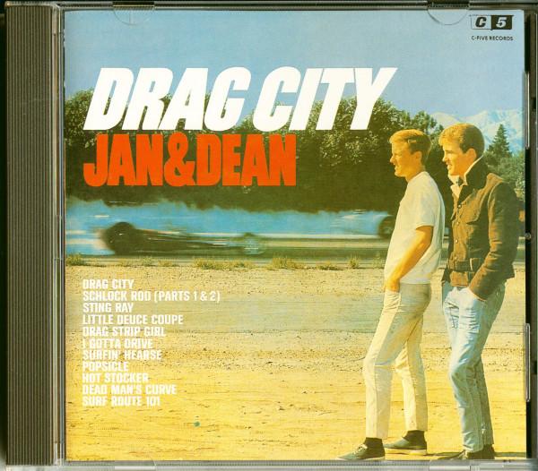 Drag City (CD Album)