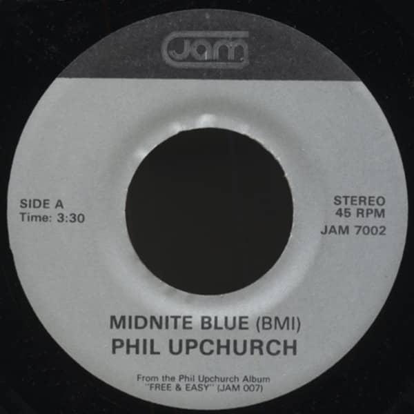 Midnite Blue b-w Groovin' Slow 7inch, 45rpm
