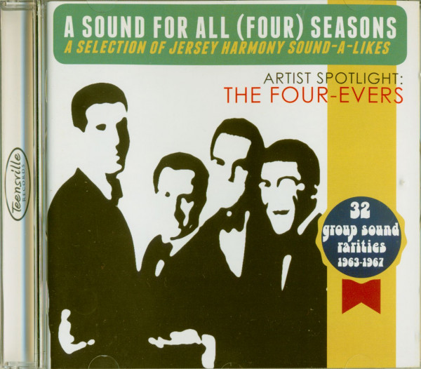 A Sound For All (Four) Seasons - Jersey Harmony Sound-A-Likes