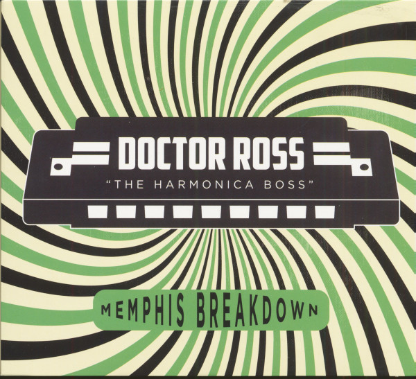 Memphis Breakdown (CD)