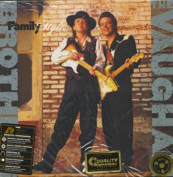 Family Style (LP, 180g Vinyl, Ltd.)