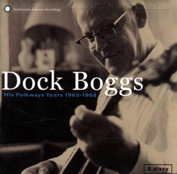 His Folkways Years 1963-1968 2-CD