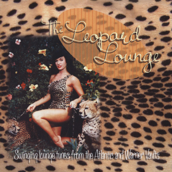 The Leopard Lounge (UK) Betty Page Cover 2-CD