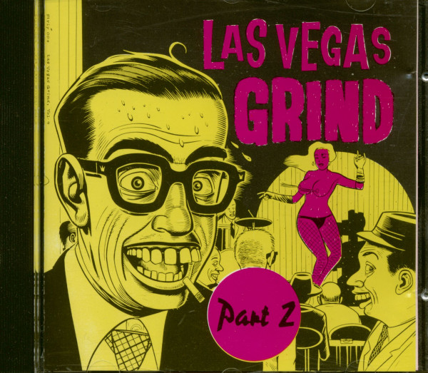 Las Vegas Grind Vol.2 (CD)
