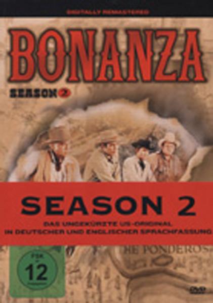 Bonanza - Staffel - Season 2 (8-DVD)(2)