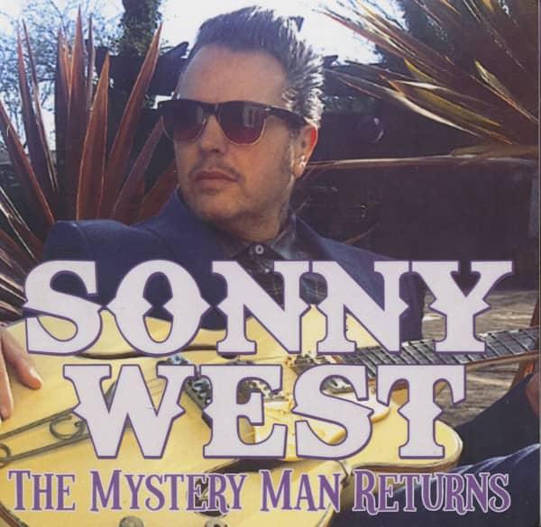 The Mystery Man Returns (CD)