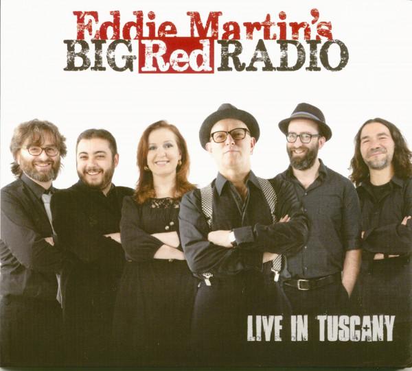 Live In Tuscany (CD)