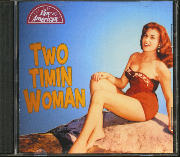 Two Timin' Woman (CD)