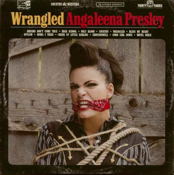 Wrangled (CD)