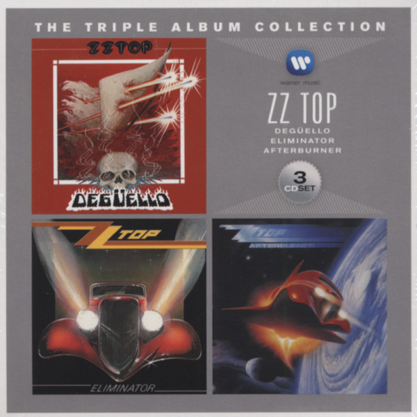The Triple Album Collection (3-CD)
