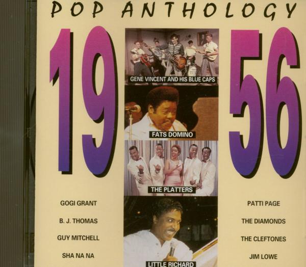 Pop Anthology 1956 (CD)