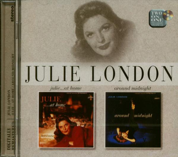 At Home - Around Midnight (CD)