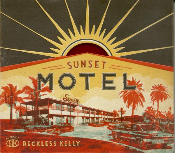 Sunset Motel (CD)