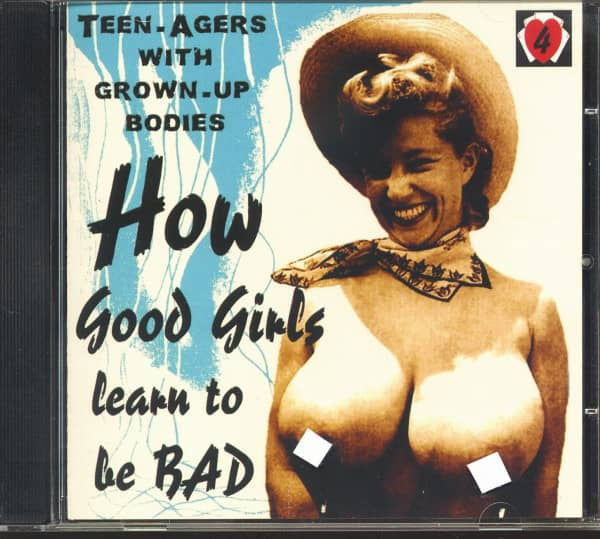 How Good Girls Learn To Be Bad - Part 4 (CD)