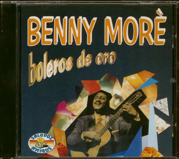 Boleros De Oro (CD)