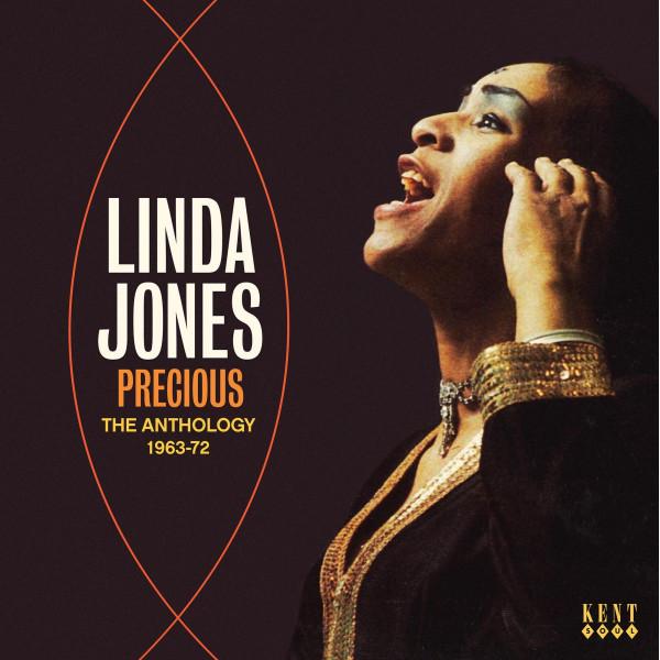 Precious - The Anthology 1963-72 (CD, Ltd.)