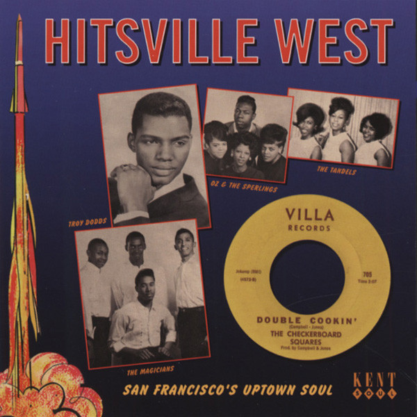 Hitsville West - San Francisco's Uptown Soul