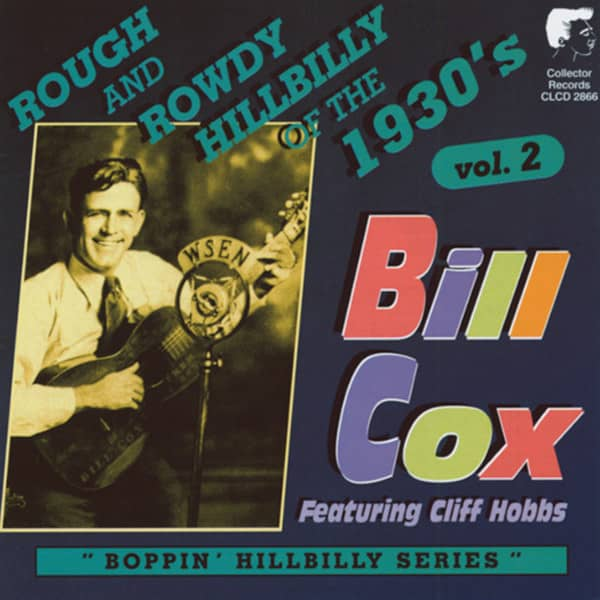 Rough & Rowdy Hillbilly Of The 30s Vol.2