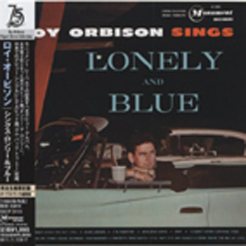 Sings Lonely And Blue (Ltd.Japan Paperseeve)