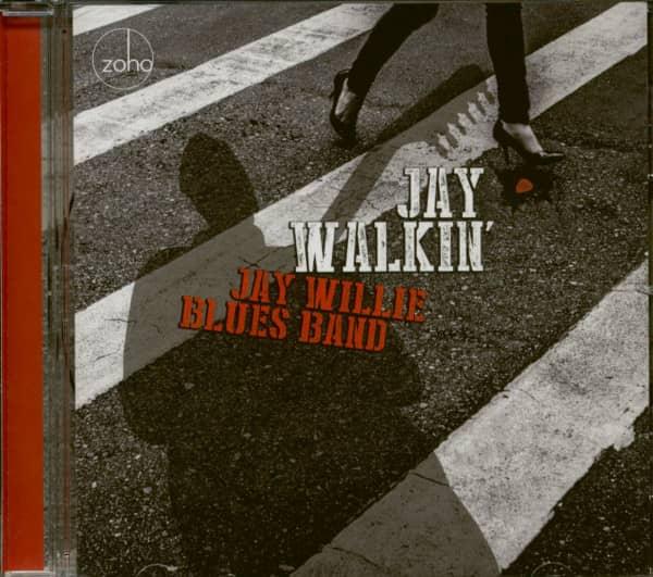 Jay Walkin' (CD)
