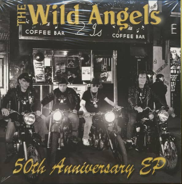 50th Anniversary EP (7inch, 33rpm, EP)