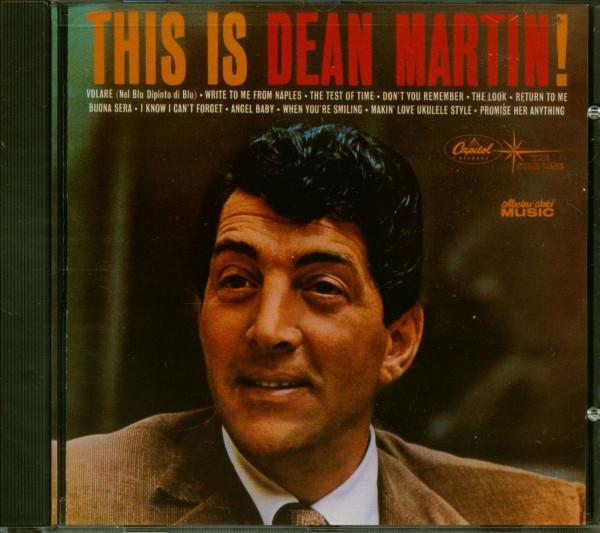 This Is Dean Martin! (CD)