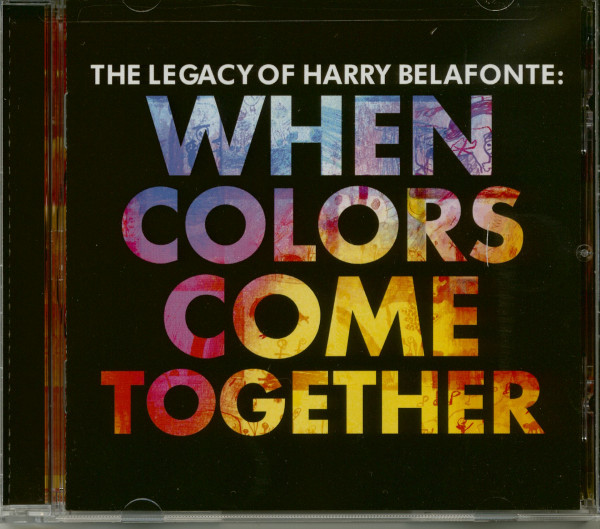 When Colors Come Together (CD)