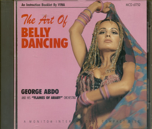 The Art Of Belly Dancing (CD)