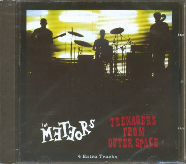 Teenager's From Outer Space (CD)