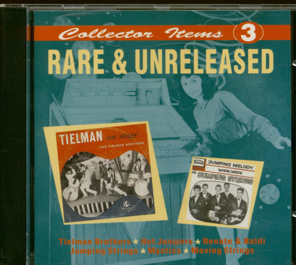 Rare & Unreleased - Collector Items Vol.3 (CD)