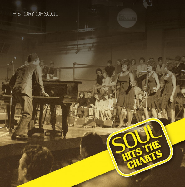 Soul Music Hits The Charts (2-CD) History Of Soul Series