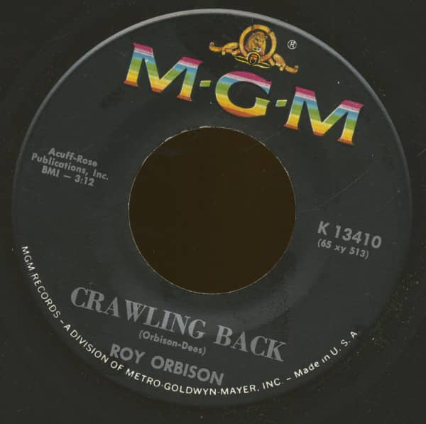 Crawling Back - If You Can't Say Something Nice (7inch, 45rpm, BC)