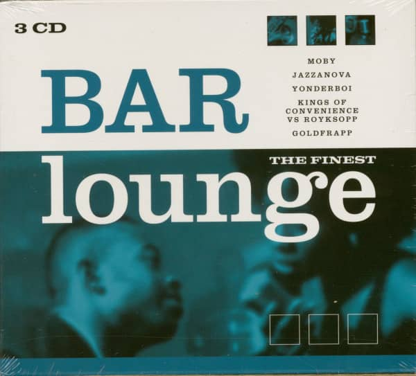 The Finest Bar Lounge (3-CD)