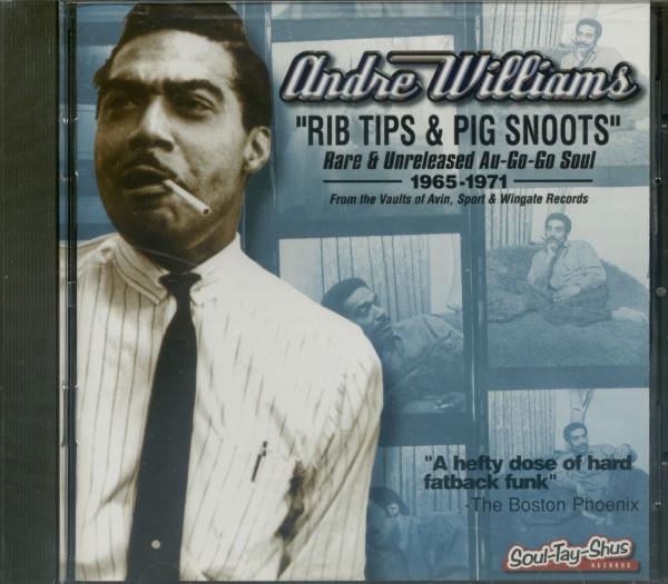 Rib Tips & Pig Snoots (CD)