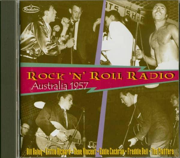 Rock'n'Roll Radio - Australia 1957