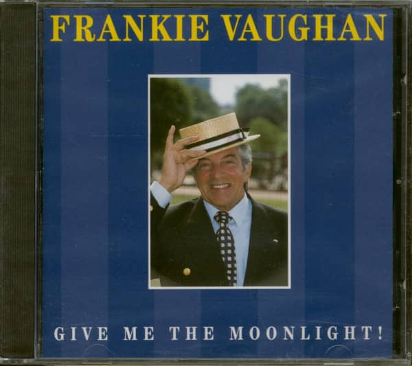 Give Me The Moonlight (CD)