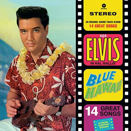 Blue Hawaii (Ltd. Edt 180g Vinyl)