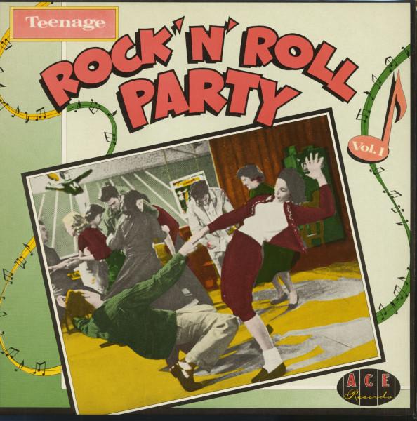 Teenage Rock'n'Roll Party Vol.1 (LP)