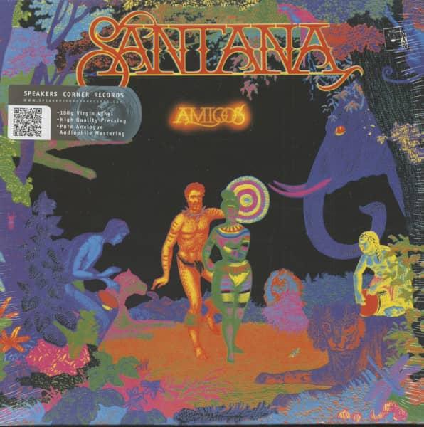 Amigos (LP, 180g Vinyl)
