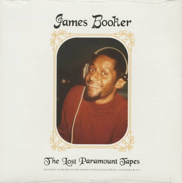 The Lost Paramount Tapes (LP)
