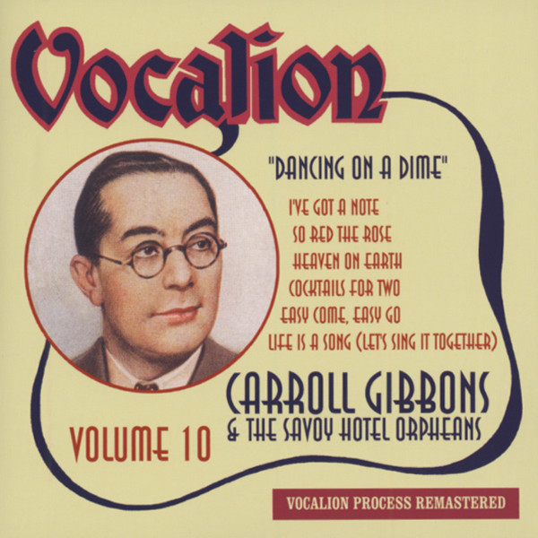 Vol.10 - Dancing On A Dime 1934 - 35