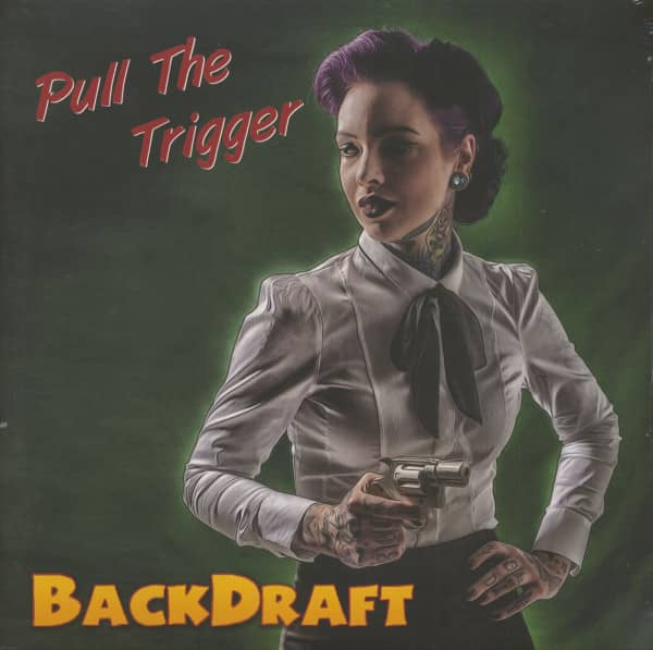 Pull The Trigger (2-LP)